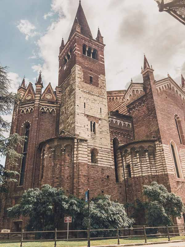 Churches of Verona